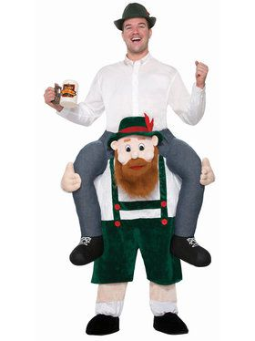 Ride a Beer Buddy Costume For Adults