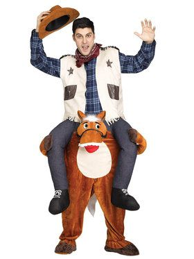 Ride a Donkey Costume For Adults