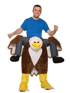Ride an Eagle Adult Costume