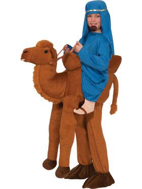 Ride On Camel Boy's Costume