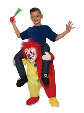 Ride On Clown Costume