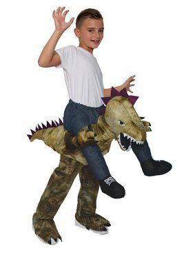Dinosaur Child Ride On Costume