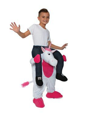 Ride On Unicorn Costume