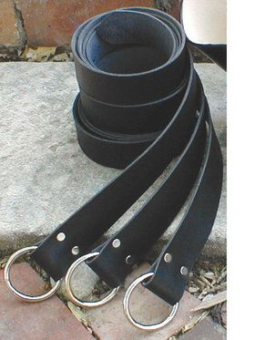 Ring Belt - Renaissance Collection For Adults