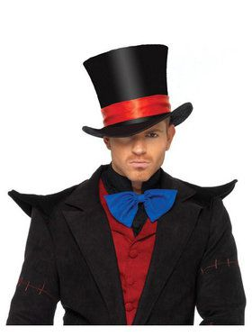 Ring Master Top Hat