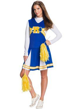 Riverdale Vixens Cheerleader Costume for Women
