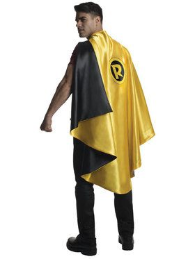 Robin Deluxe Cape Men's Costume