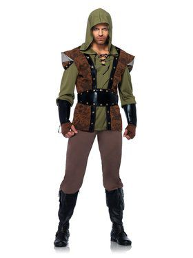 Robin Hood Men's Costume