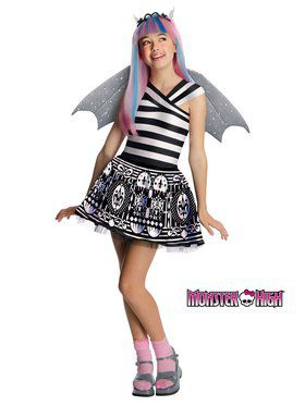Rochelle Goyle Monster High Girls Costume