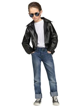 Rock n' Roll 50's Jacket For Children