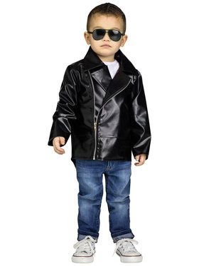 Toddler 50's Rock n' Roll Jacket