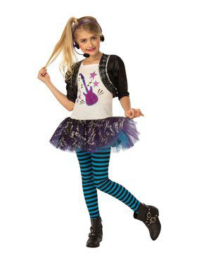 Child Rock Star Costume