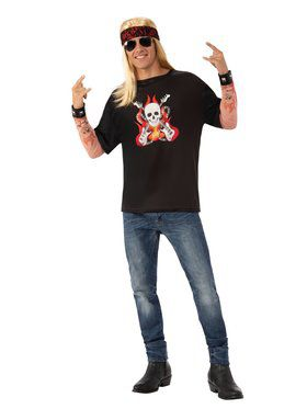 Adult Rocker Costume