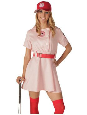 Rockford Peaches Costume For Adults