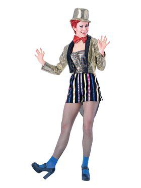 Rocky Horror Picture Show Columbia Adult Costume
