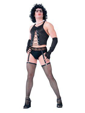Rocky Horror Picture Show Frank N. Furter Adult Costume