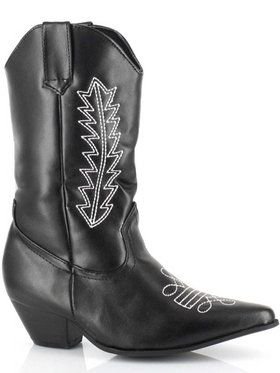 Rodeo (Black) Child Boots