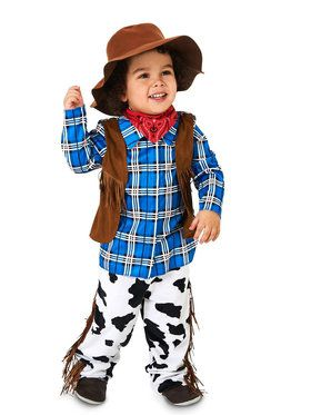 Rodeo Cowboy Costume For Toddlers