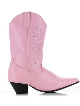 Rodeo (Pink) Boots For Children