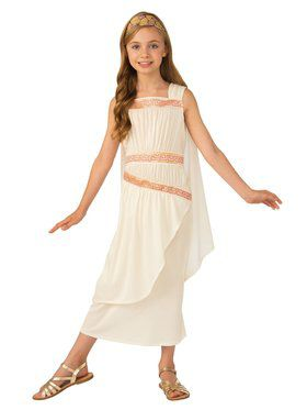 Roman Girl Costume for Kids