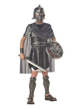 Roman Gladiator Costume for Boys