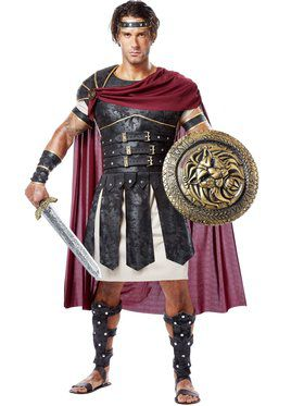 Roman Gladiator Mens Costume
