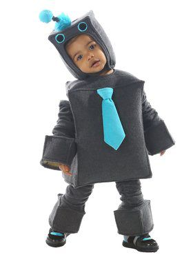 Roscoe the Robot Costume for Toddlers