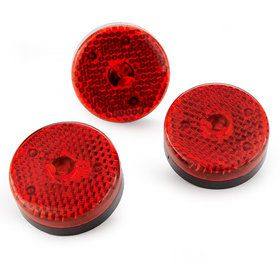 Round Flashing Safety Light (Each)