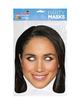 Meghan Markle Royal Face Mask