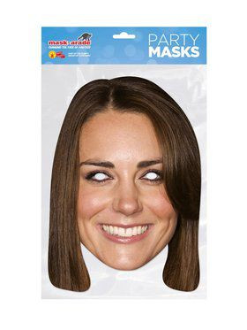 Princess Kate Royal Face Mask
