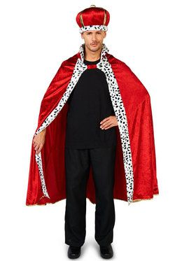 Adult Royal Majesty King Costume For Adults