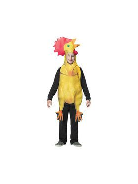 Rubber Chicken Boy's Costume