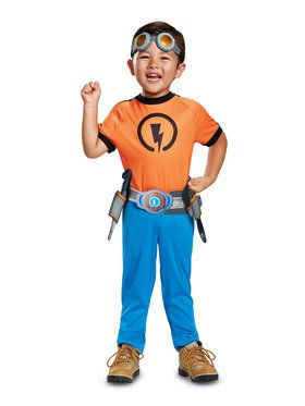 Classic Rusty Rivets Costume for Children