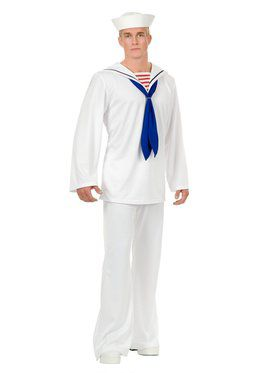 Men's Classic Sailor Costume