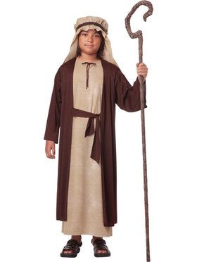 Jesus or Saint Joseph Boy's Costume
