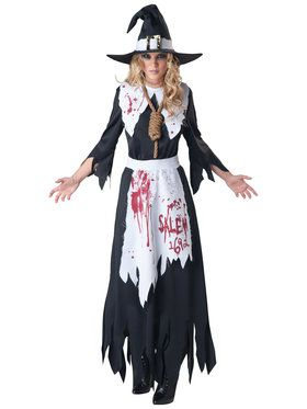 Salem Witch Adult Costume