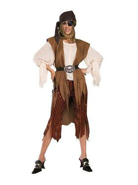 Sally Swashbuckler Adult Costume