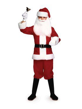 Santa Boy Costume for Kids