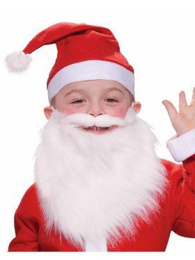 Santa Claus Child's Beard