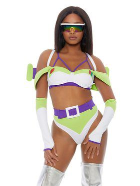 Adult To Infinity Costume