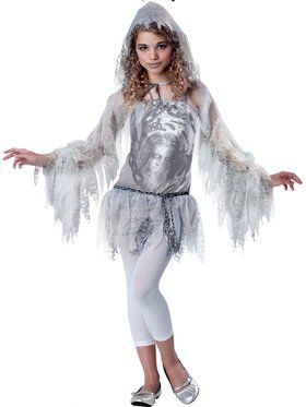 Sassy Spirit Tween Girl's Costume