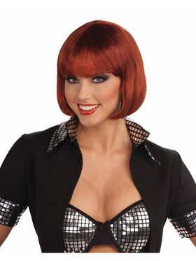 Sassy Wig - Natural Red Adult