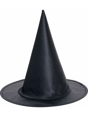 Satin Witch Hat Child