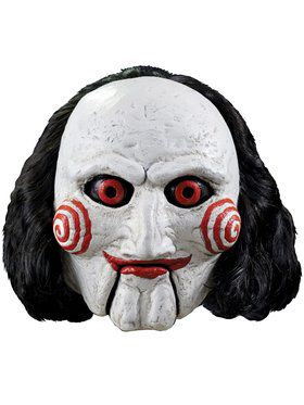 SAW Jigsaw Billy Mask for Adults