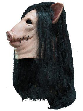 SAW Pig Mask for Adults