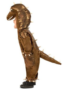 Scaly the Plated Dragon Infant Costume
