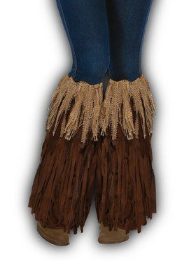 Adult Scarecrow Boot Tops