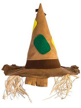 Scarecrow Hat Accessory