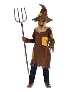 Scary Scarecrow Costume for Kids