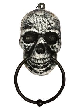 Scary Skeleton Door Knocker